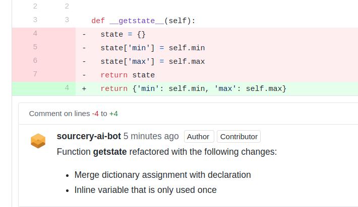 Sourcery | GitHub Integration